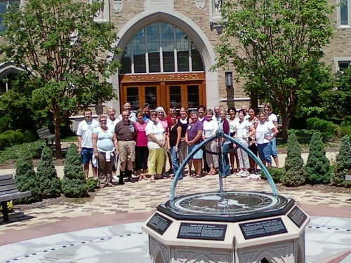 2010 NDeRC ASTRO Workshop at Jordan Hall of Science, University of Notre Dame
