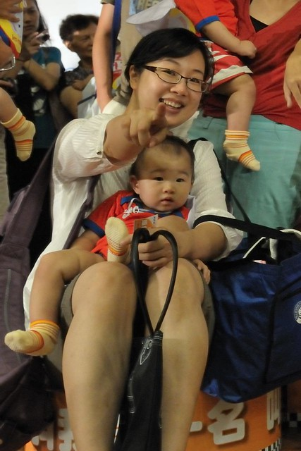 麗嬰房寶寶運動會