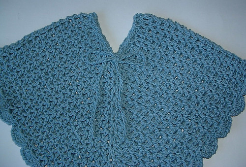BABY CROCHETED PATTERN PONCHO « Patterns
