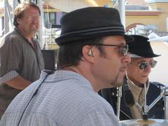 Dave, Trey, and Rick