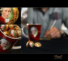 World's No. 1 (Faisal | Photography) Tags: life red me canon eos golden still chocolate l usm f28 ef austrian 2470mm canonef2470mmf28l 50d canoneos50d speedlite580exi faisalali فيصلالعلي mirabeel