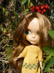 Siobhan and Autumn berries