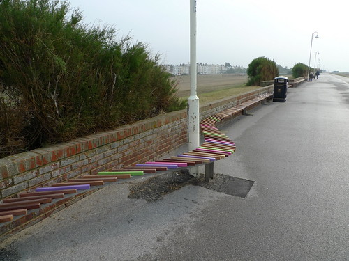 Longest Bench - Littlehampton
