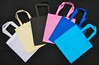 Heat Sealed Non-woven Tote Bags by Bag People