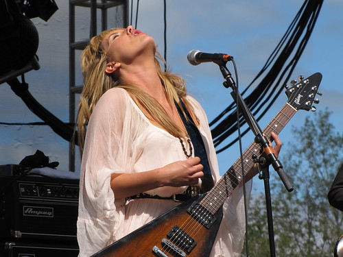 Grace Potter at moe.down