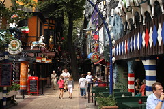 A street in Tivoli