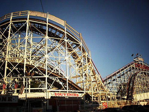 The Cyclone, Coney Island, Brooklyn 5