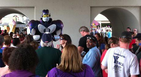 Robots at the fair
