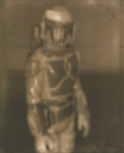 Discovered in the Galactic archives - a rare early glimpse of Boba Fett