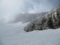 Cypress Peak ascent.. (iwona_kellie) Tags: friends summer snow canada rock britishcolumbia anniversary rocky glacier celebration summit scramble cypresspeak roecreek squamishcheakamusdivide 2083meters returnafter4years
