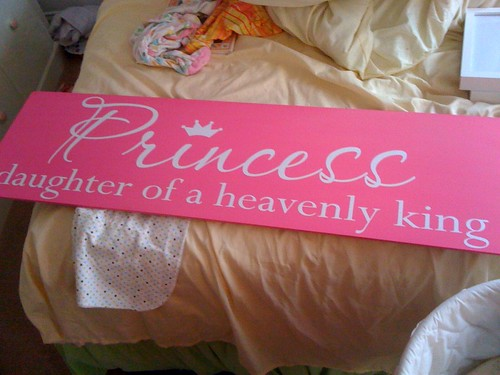 princess wall vinyl