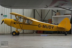G-MUDY - 18-5352 - Private - Piper PA-18-150 Super Cub - Duxford - 100905 - Steven Gray - IMG_6175