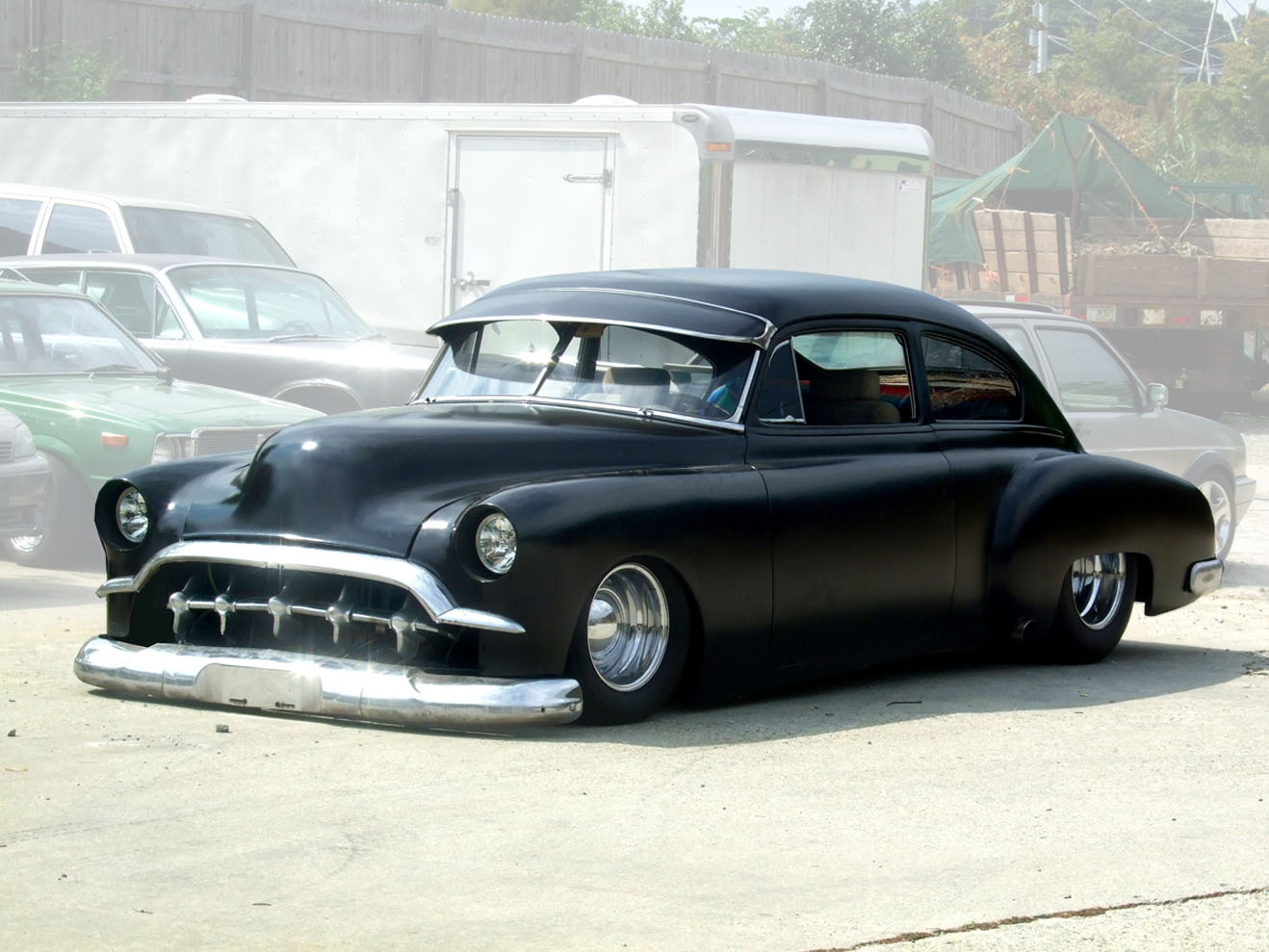 My 1949 Chevy Fleetline Leadsled build thread.. or should i say ...