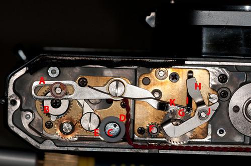 pentax k1000 camera service repair manual