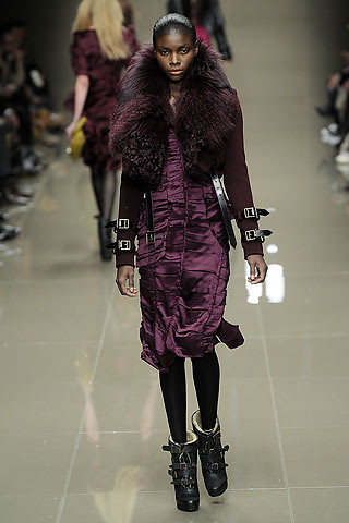 Burberry Prorsum fall 2010