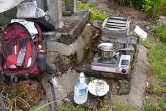 頂上でカップ麺を喰う(装備編)