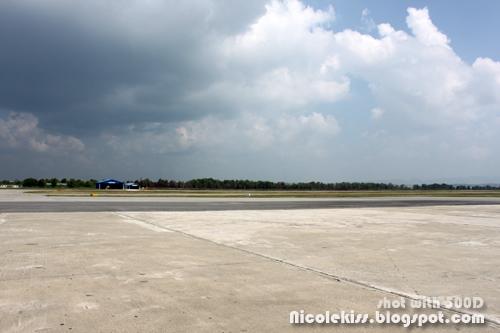 miri airport runway