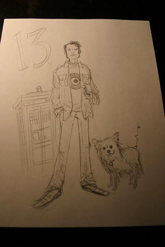 The 13th Doctor WIP