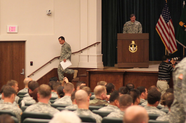 CA Graduation Ceremony 9-2-2010