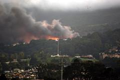 Gas line explosion in San Bruno, CA 4