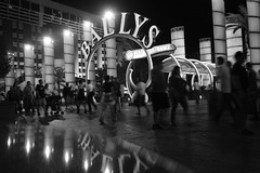 Nighttime Las Vegas 9.7.2010 L1040396