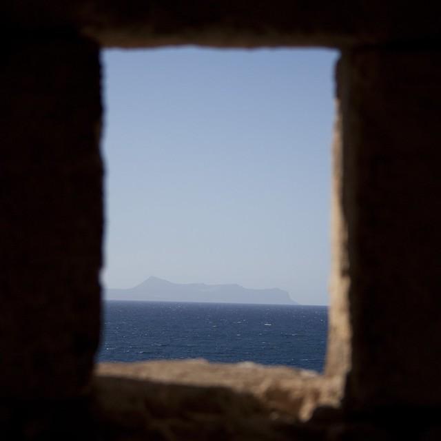 see-through ocean