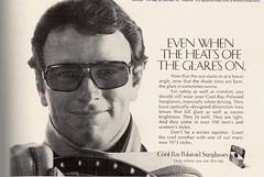 1970s Mens Sunglasses Polaroid Sunglasses Glen h Tags Men Sunglasses Fashion Vintage Polaroid