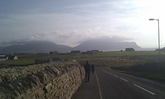 Hills Outside Stromness