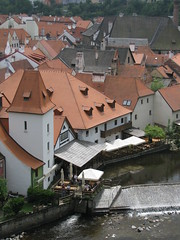 esk Krumlov - Vltava - Czech Republic (Been Around) Tags: castle june juni museum cafe europa europe travellers eu tschechien tschechischerepublik czechrepublic cz schloss fluss bohemia 2009 vltava krumau schlsser egonschiele moldau eskkrumlov southbohemia bhmen vltave gastgarten eskrepublika vlatvariver flus schlos schielemuseum worldtrekker