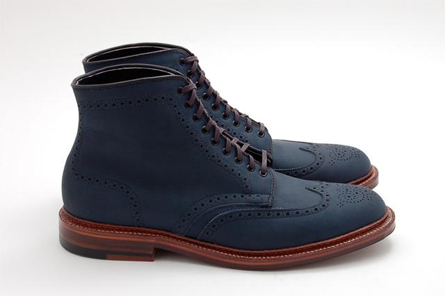 03 Leffot x Alden Greenwich Boot 03