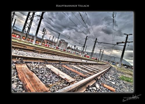 Hauptbahnhof Villach