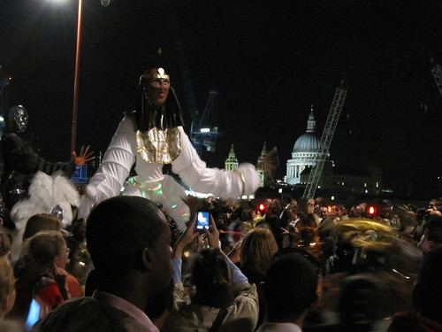 cleopatra and st pauls