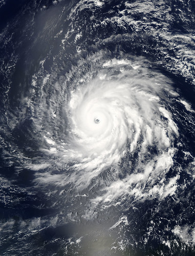NASA Satellite Captures Hurricane Igor
