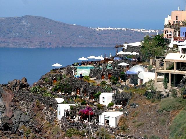 Honeymoon Petra Hotel - Santorini
