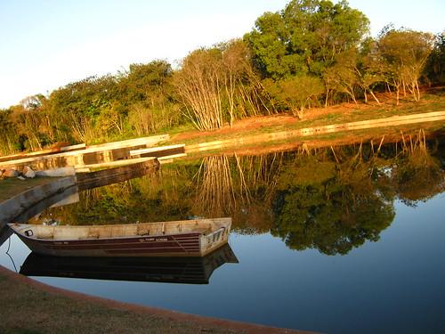 mini jardim botanico: inacabado (coisas de ano eleitoral), Jardim Botânico de Londrina