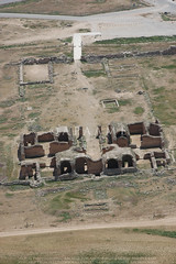 Qasr el-Mshatta (APAAME) Tags: jadis2412001 megaj2715 qasrelmshatta qasrelmushatta aerialarchaeology aerialphotography middleeast airphoto archaeology ancienthistory