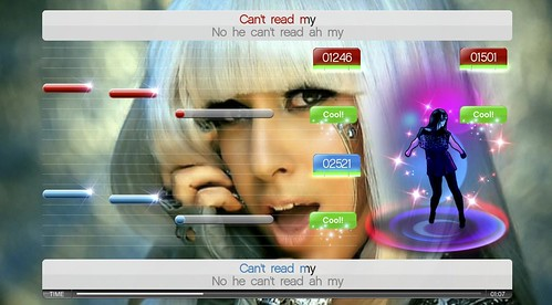 SingStar Dance Track List Unveiled Lady Gaga_Poker Face