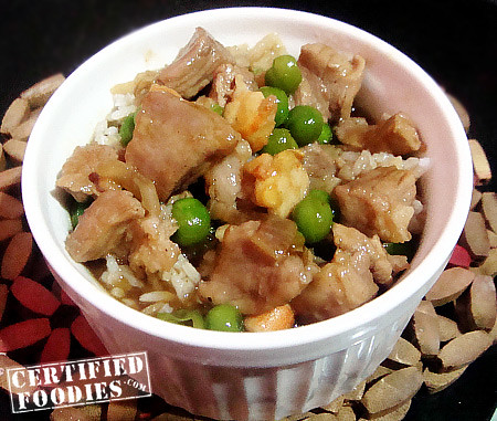 Cebu Style Steamed Rice - CertifiedFoodies.com