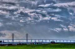 Gotta love the south (Robin.Wilhelmsson) Tags: bridge coast sweden schweden cost sverige bro hdr suecia skane kust kusten oresund