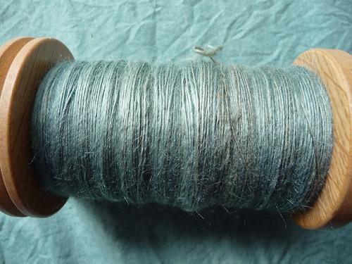 Tussah silk