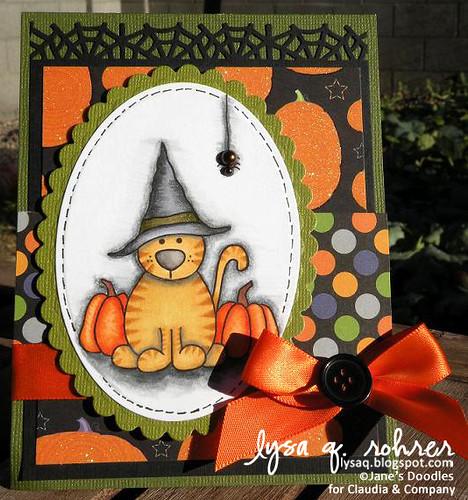 Halloween Bosko