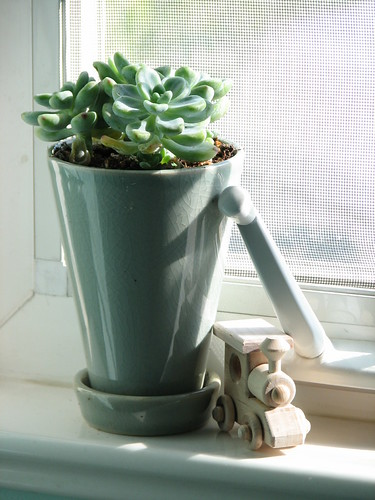 nursery - windowsill