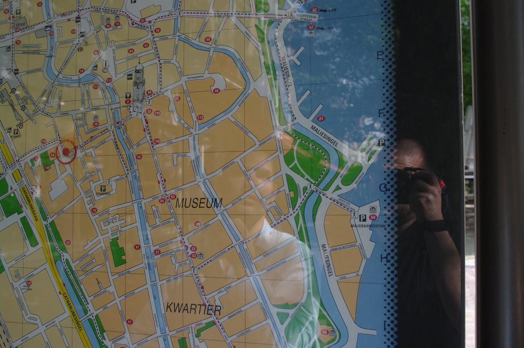 map reflection