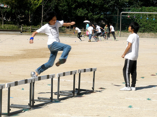Sports Day - 9.16.2010