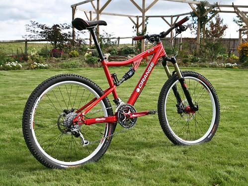 ST 4 built not ridden