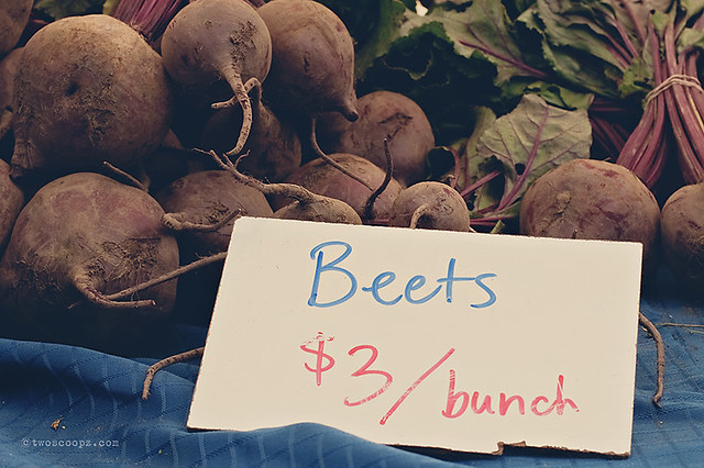 market beets 261/365