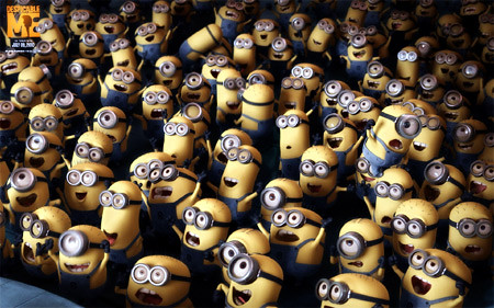 Despicable Me - Minions - Movie Reviews - PinayReviewer.com