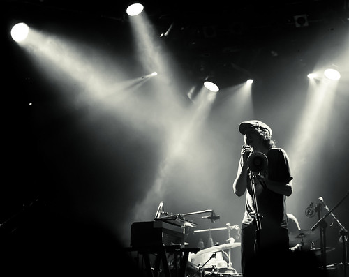 Patrick Watson live at Sala Bikini, Barcelona