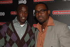 Michael Kenneth Williams and Ganos Grills