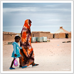Primer dia de cole -  First day of school  -        (Saur) Tags: sahara polisario tindouf refugiados smara